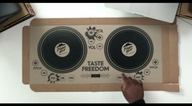 Pizza y música… ¿Te gusta esa combinación?