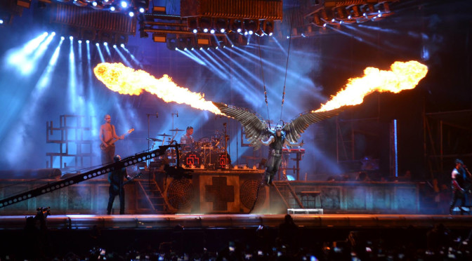 Rammstein cierra la edición del Hell and Heaven