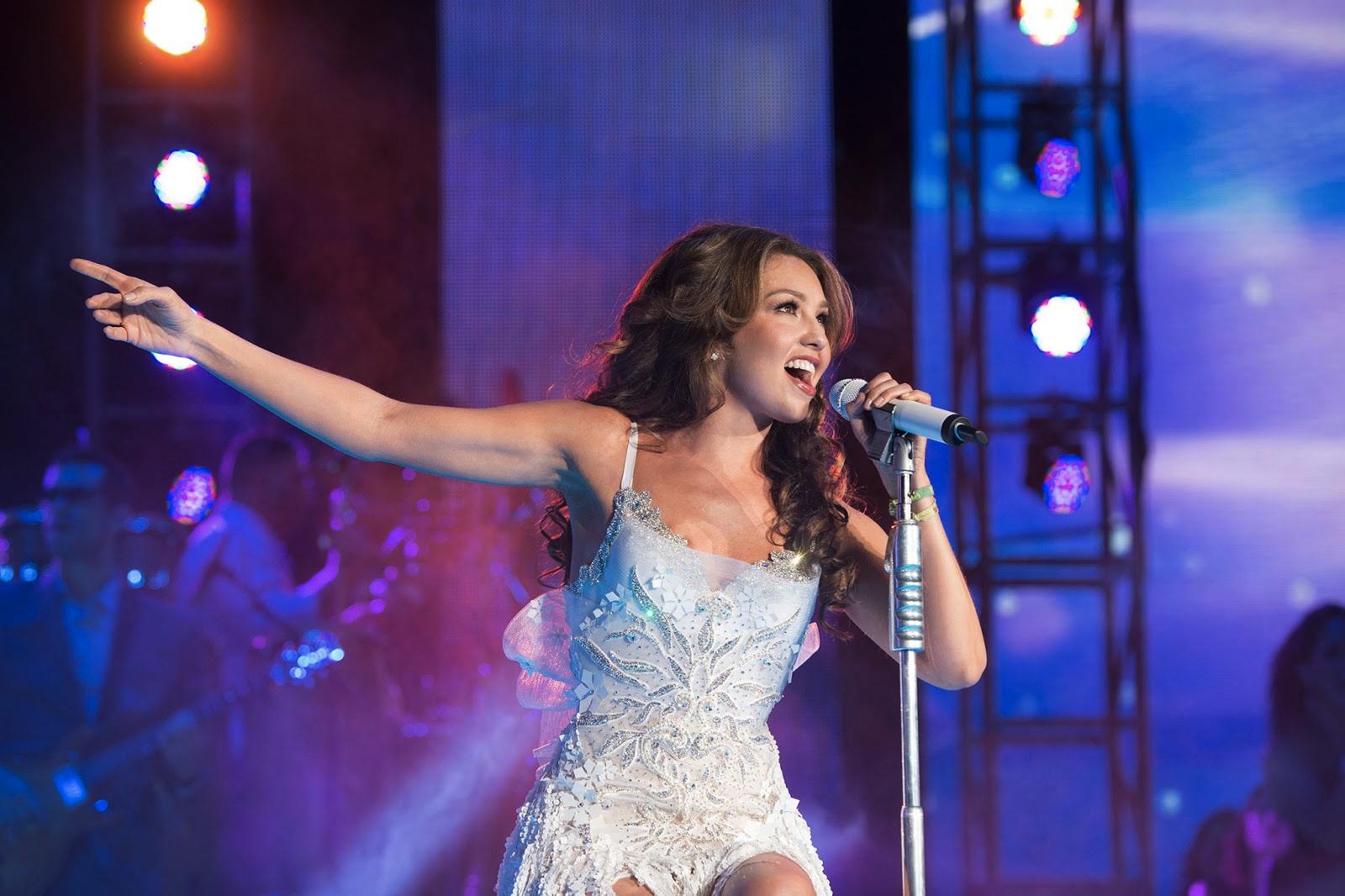 Thalía abre otra fecha en el Auditorio Nacional