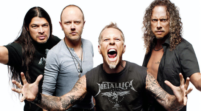 La nueva música de Metallica