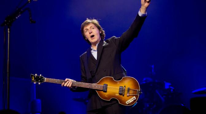 Paul McCartney prepara un nuevo álbum
