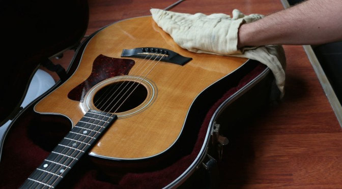 Tips para el mantenimiento de la guitarra