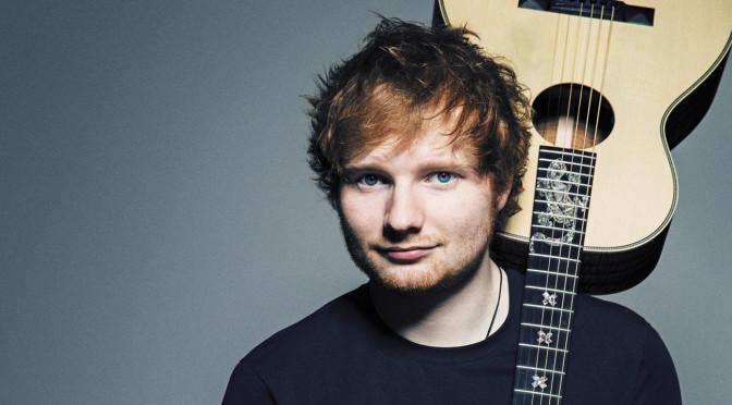 Ed Sheeran trae sus nuevos éxitos a Latinoamérica
