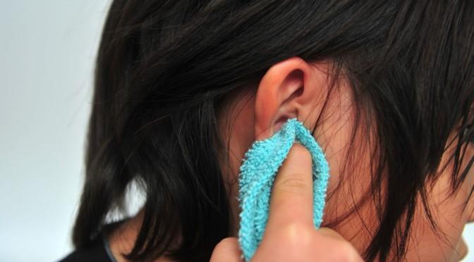 Cuidados y limpieza del oído