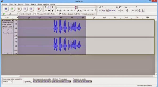 Como eliminar ruido en tu audio