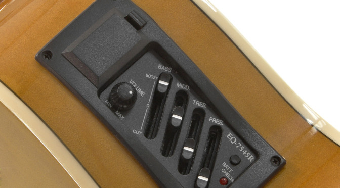 ¿Una guitarra acústica o una electroacústica?